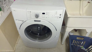 Kenmore Electric Stove White (+Fridge, Washer/Dryer, Dishwasher) Kitchener / Waterloo Kitchener Area image 5