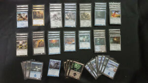 4 Mid to High end Magic the Gathering Decks.