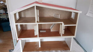 Collectible Lundby Doll House