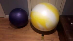 Ballon d'exercice