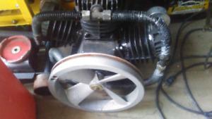 2 stroke 18hp motor