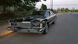 Grand Marquis 1978 Lincoln Ford Mercury