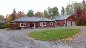 Must see commercial home with country privacy