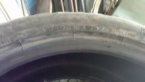 pneu d'hiver Michelin