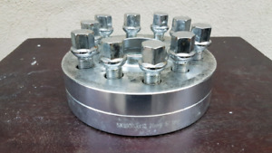 Audi hubcentric wheel spacers 5x100/112 20mm 17mm
