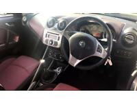 2010 Alfa Romeo MiTo 1.4 16V Lusso 3dr (Too good to Manual Petrol Hatchback