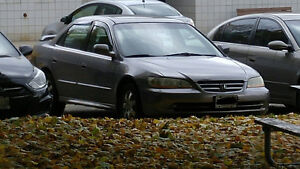 2002 Honda Accord 4 door Other