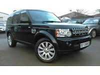 2012 LAND ROVER DISCOVERY 4 SDV6 HSE 8 SPEED BIG SPECIFICATION HSE IN BUCKI