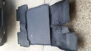 Weathertech floor mats for 2013 ford escape