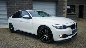 2012 62 BMW 3 SERIES 2.0 320D M PERFORMANCE KIT 161 BHP DIESEL