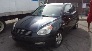 2007 Hyundai Accent Low millage Hatchback