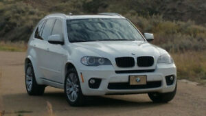 BMW X5 M Package - White 2011 - $25000