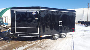New 2016 united trailers 2 place snowmobile / atv trailer