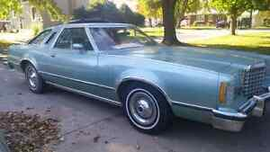 1978 ford thunderbird mint shape must see !!