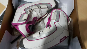 Reebok Girls Skate - BOA Lacing System - Size 3 - Gently Used