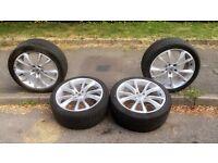Vauxhall 18 inch alloys