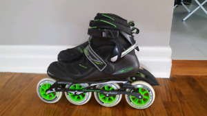 Rollerblade Tempest 100C Speed Skate - New Condition