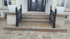Landscaping and interlocking services