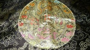 VINTAGE GORGEOUS GENUINE SILK HAND EMBROIDERED PIL50.OW CASE Kitchener / Waterloo Kitchener Area image 3