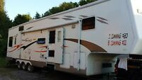 2005  Crossroads Cross Terrain toy hauler☆☆REDUCED☆☆
