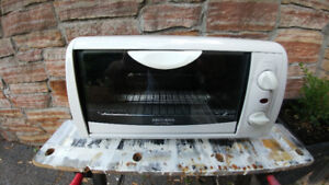 Black & Decker Toast-R-Oven -ALMOST NEW!