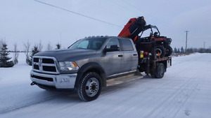2013 DODGE RAM 5500 PICKER