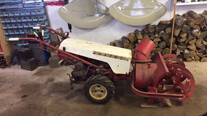 Gravely Walk Behind Tractor (with snowblower)