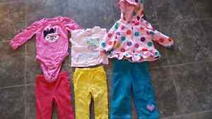Baby girl clothes 6-12m
