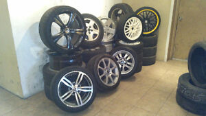 Largest used tire selection in the Tri-City area