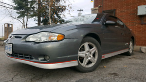 2004 Monte Carlo SS Supercharged