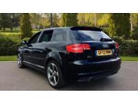 2012 Audi A3 2.0 TDI Black Edition (Start S Manual Diesel Hatchback