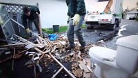 JUNK REMOVAL SERVICES - LOW PRICES!! (204) 297-5991