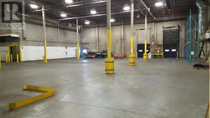 10,000 sqft of Warehouse space for lease in Cobourg, Ont.