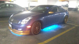 2005 Infiniti G35 Coupe w/ tons of upgrades CERTIFIED & E-TESTED