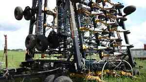 SeedMaster air drill 2012