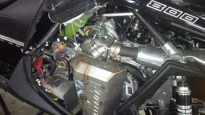 Polaris RMK 800 MTNTK Turbo kit