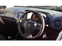 2015 Peugeot 108 1.0 Access 3dr Manual Petrol Hatchback
