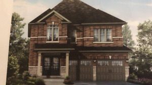 Brand New 4 Bedroom Detached House in East Gwillimbury/Newmarket