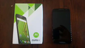 Moto X Play and Accessories