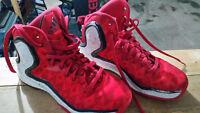 Youth Size 5 1/2 Adidas basketball shoes