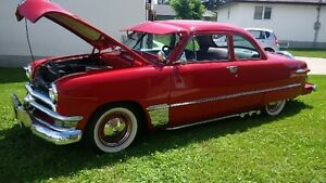 1950 Ford Businessman Coupe
