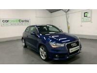 BLUE AUDI A1 1.4 TFSI S LINE *DRIVE AWAY TODAY FROM £36 PER WEEK*