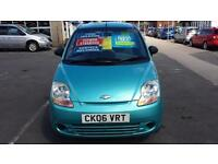 2006 CHEVROLET MATIZ 0.8 S 5 Door From GBP2,195 + Retail Package