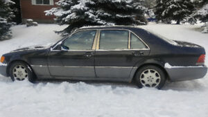 1993 Mercedes-Benz 500-Series 500SEL Other