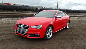 2014 Audi S5 Coupe 26000KMS