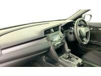 2017 Honda Civic 1.0 VTEC Turbo SE (s/s) 5dr Hatchback Petrol Manual