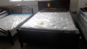 New Brand name queen size box and mattress. Sale $399. Wyse Buys