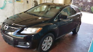 2007 Mazda CX-7 with new engine.