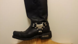 Milwaukee motorcycle boots Cambridge Kitchener Area image 1
