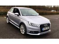 2015 Audi A1 1.4 TFSI S Line with Comfort P Manual Petrol Hatchback